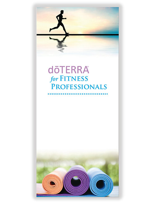 US Fitness Professionals Trifold (8.5X11 size)
