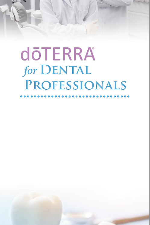 US Dental Professionals Trifold (8.5X11 size)