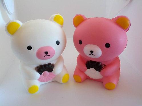 Teddy bear squishy toys / stress relievers
