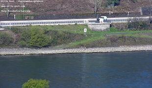MS Göthe der KD-Reisen Rheinkilometer 567