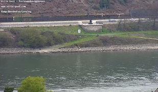 MS Asbach der KD-Reisen am Rheinkilometer 567