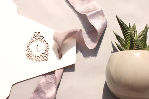 Bespoke Laser Cut Envelopes
