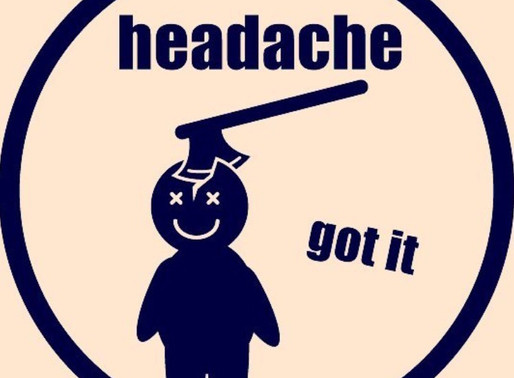 Headaches - Finding the root cause