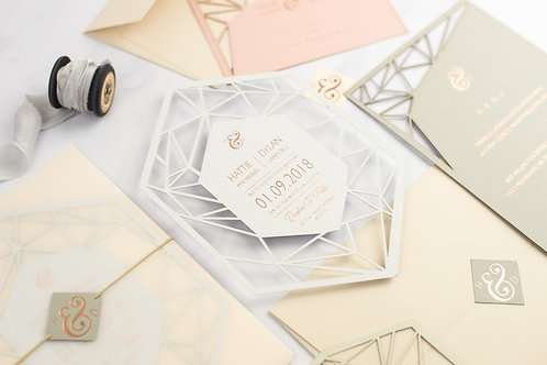 Diamond Suite Invitation