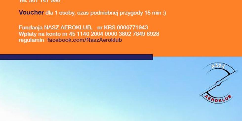 Wrocław z góry. Promocja na Szymanowie