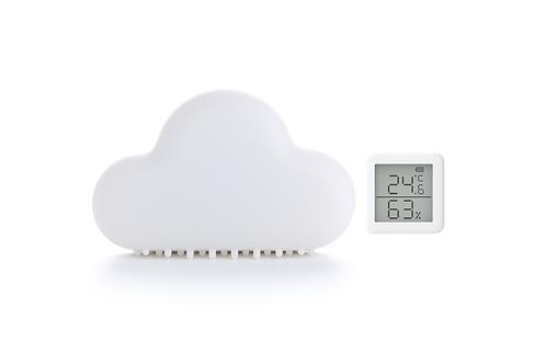 【2個セット】SwitchBot 温湿度計とハブプラス