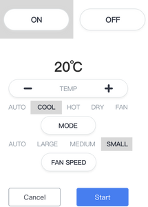 How to add Air Conditioner by