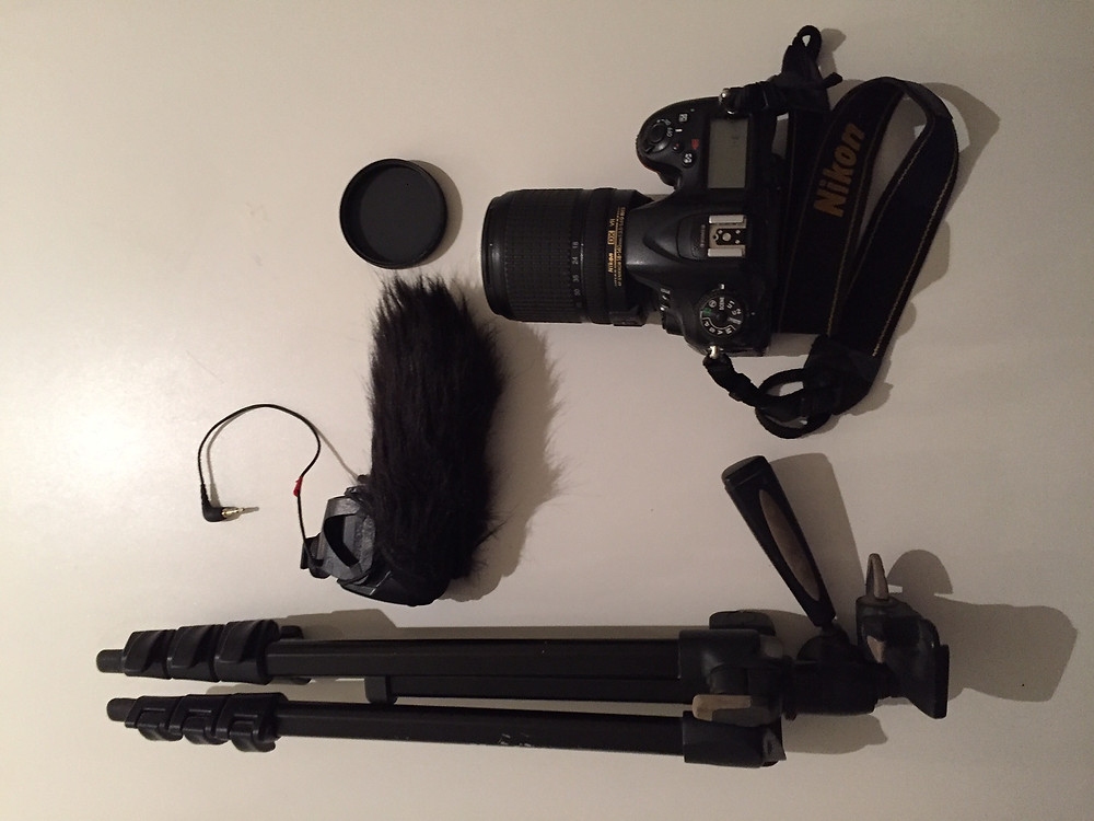 Simple Camera Set Up For Expeditions