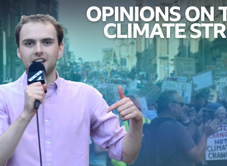 BBC The Social: Opinions on the Climate Strike