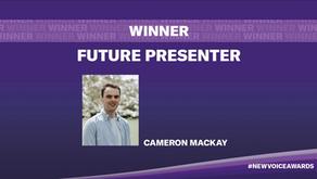 """""""Future Presenter"""" New Voice Award"""