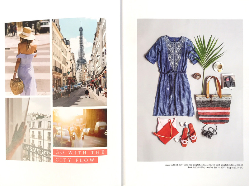 get the look travel outfit summer city