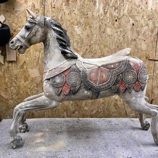 Galloper restored