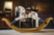 Bow Rocking Horse