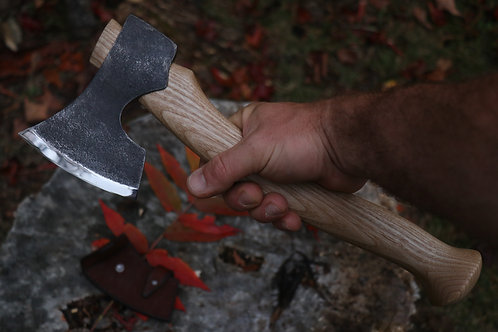 The Wayfarer - Light Spooncarving/Traveling Axe