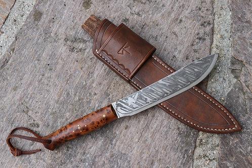 Mountainman´s Knife - Prototype