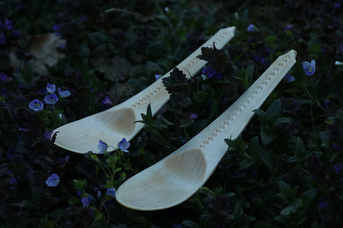 Canoe Spoon