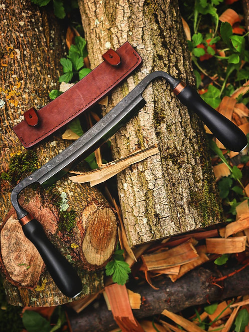 """The Heritage 8"""" Draw Knife [pre-order]"""