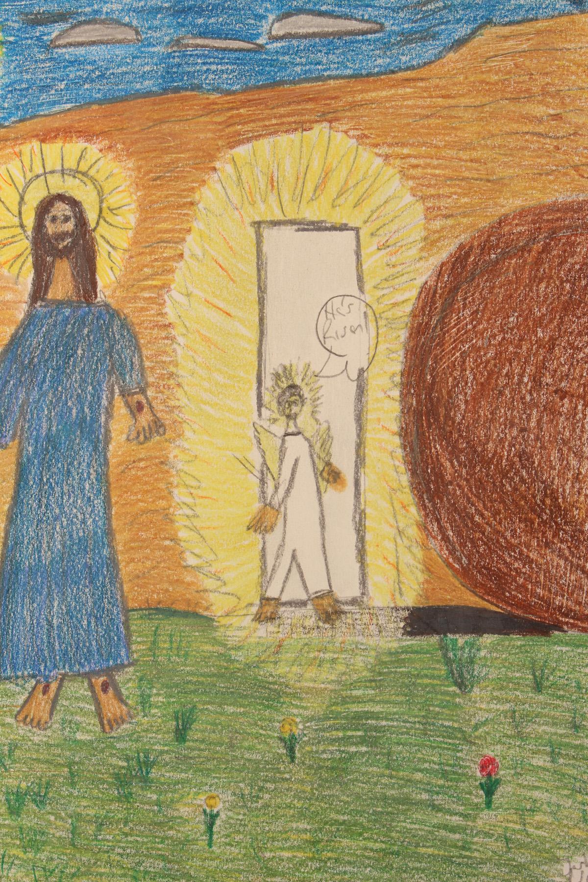 He's Risen