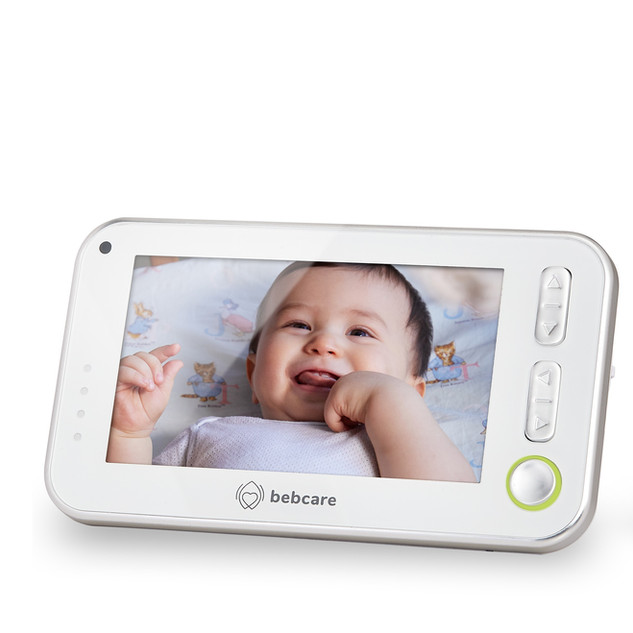 Bebcare Motion Video Baby Monitor Packaging