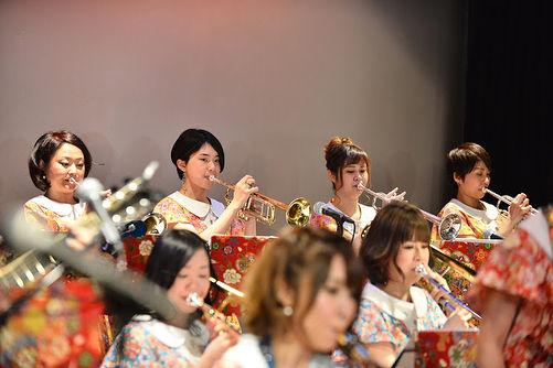 歌謡NOTE  トランペット隊🎺_._photo by ミズシマトモコ_._#