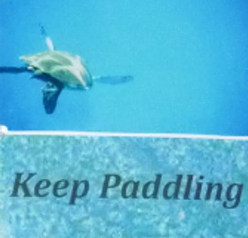 KeepPaddling