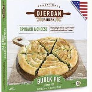 DJERDAN Spinach and Cheese Burek 850g box