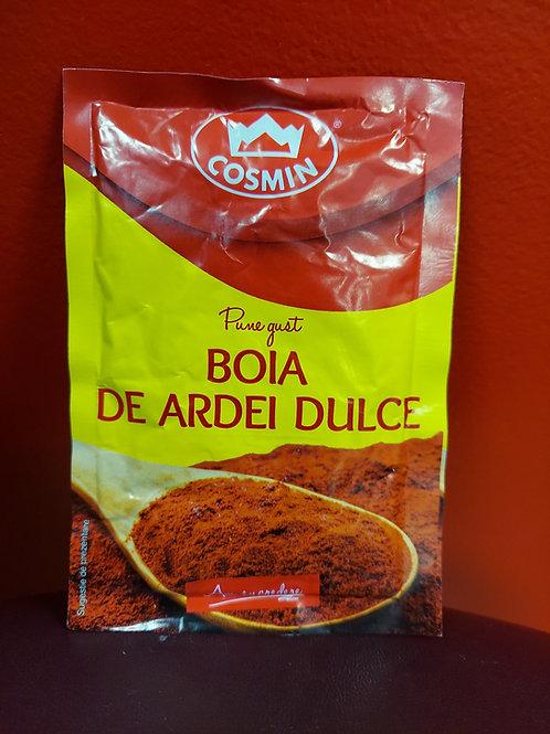 Pune gust boia de ardei dulce 17 g