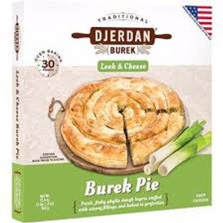 DJERDAN Leeks and Cheese Burek 980g box