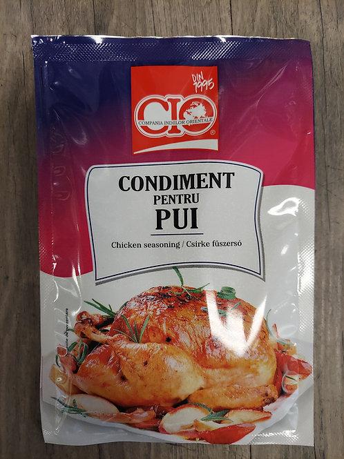 Condiment pentru pui 20 g