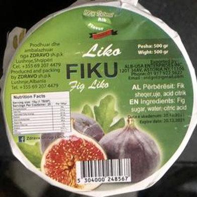 Zdravo Fig Jam /Liko Fiku 500 gr