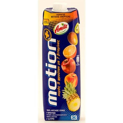 AMITA Motion Multivitamin Juice 1L tetra pak