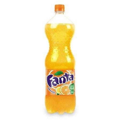 Fanta Orange 1.75L plastic bottle