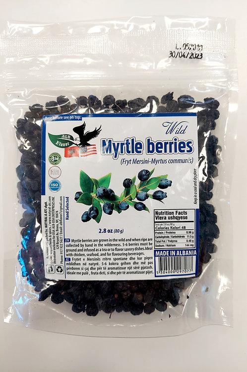 Myrtle berries 80 g