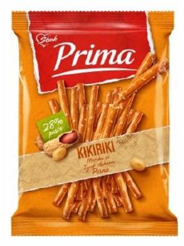 STARK Prima Pretzel Sticks with peanuts 45g bag