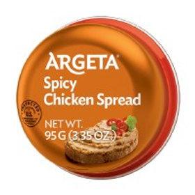 Kolinska Argeta spicy Chicken Pate 95g