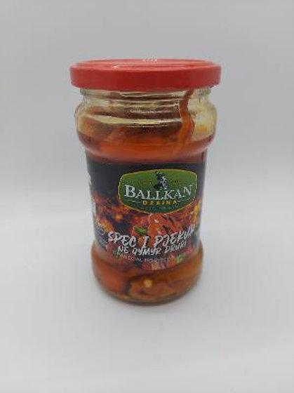 Ballkan roasted peppers 300 gr jar