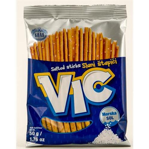 KRAS Vic Pretzel Sticks 50g bag