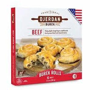 DJERDAN Burek Beef Rolls 780g box