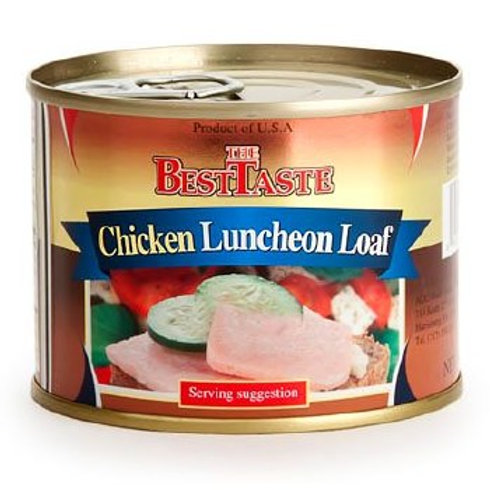 Brother And Sister Best Taste Chicken Luncheon Loaf 200g