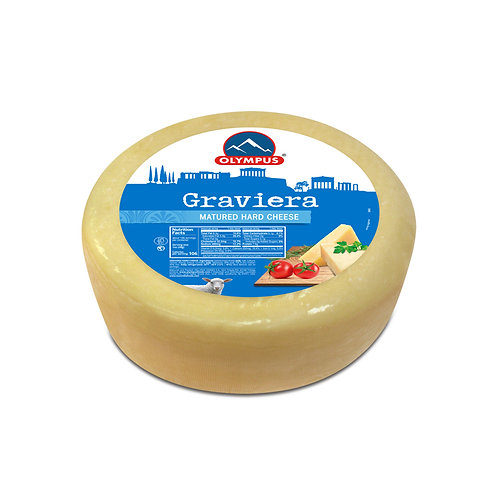 Graviera matured hard cheese 3 lb