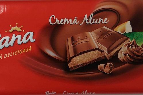 Poiana ciocolata crema alune 90 g