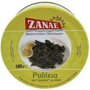 ZANAE Chicory Greens 280g tin