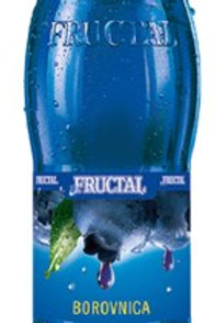 Fructal Superior Blueberry Nectar 200ml Glass Bottle