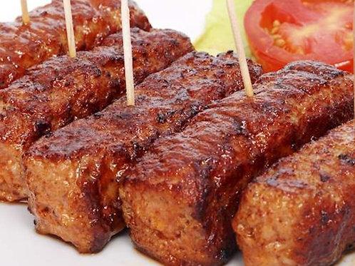 Mititei homemade, beef & pork, Romanian authentic recipes, 2lb