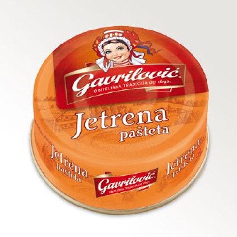 Gavrilovic Pork Pate With Pork Liver 100g