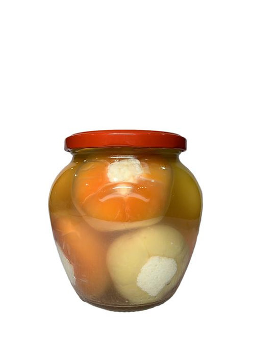 Sejega Stuffed Peppers w/cheese 530 g