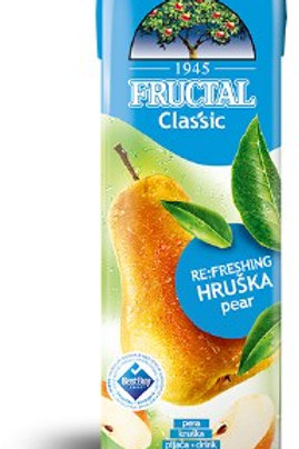 Fructal Classic Pear Juice 1.5L