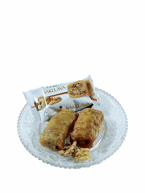 Demce Individually Wrapped Mini Bakllava with Walnuts 900g