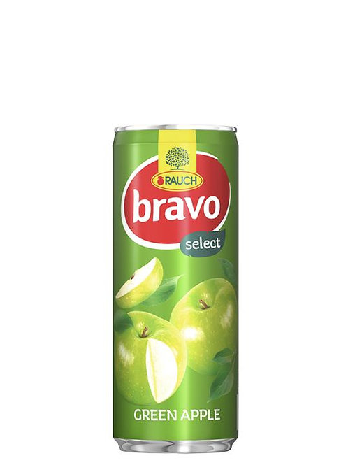 Bravo Green Apple Juice