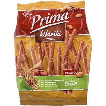 STARK Prima Pretzel Sticks with peanuts 230g bag